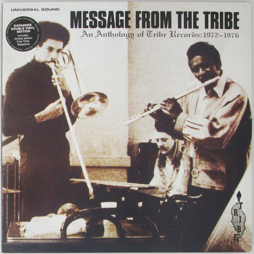 Message From The Tribe (An Anthology Of Tribe Records: 1972-1976)