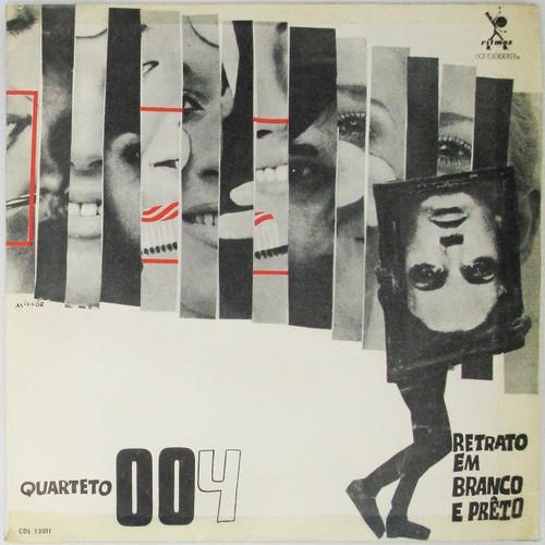 Quarteto 004 – Retrato Em Branco E Prêto