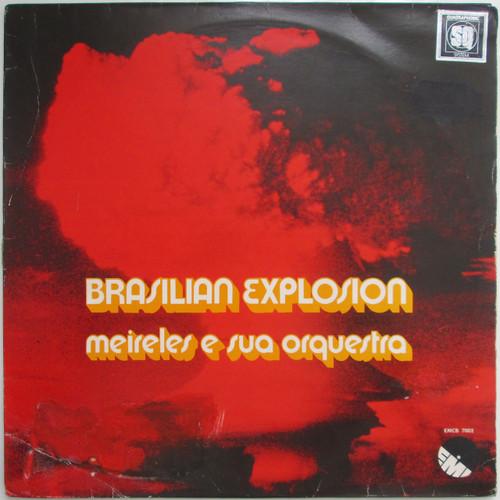 Meireles E Sua Orquestra  – Brasilian Explosion