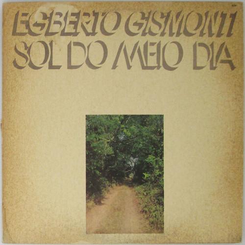 Egberto Gismonti – Sol Do Meio Dia
