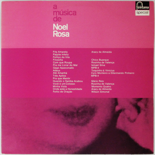 Various – A Música De Noel Rosa
