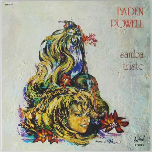 Baden Powell – Samba Triste