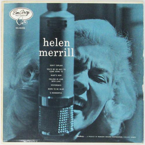 Helen Merrill – Helen Merrill (VG-)