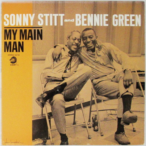 Sonny Stitt and Bennie Green – My Main Man