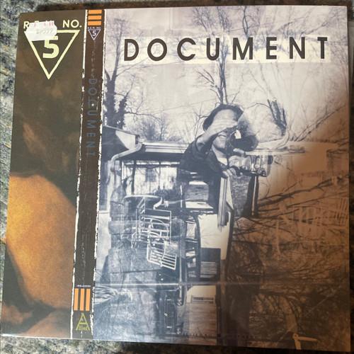 R.E.M. - Document (Sealed 1987 Europadisk pressing)