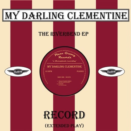 My Darling Clementine - The Riverbend EP