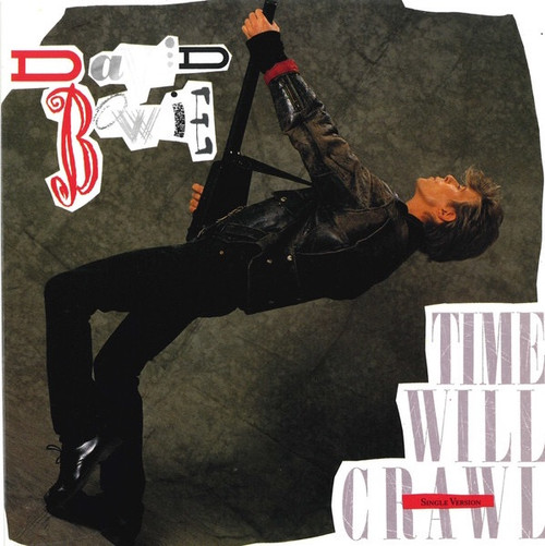 David Bowie - Time Will Crawl