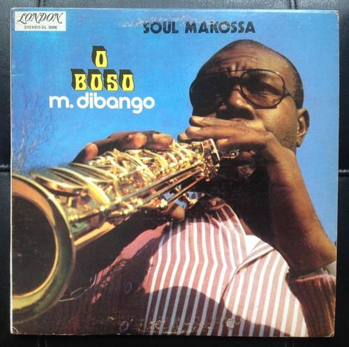 Manu Dibango - O Boso (Soul Makossa)