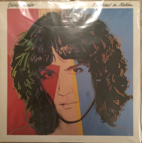 Billy Squier - Emotions In Motion ( Warhol Cover!)