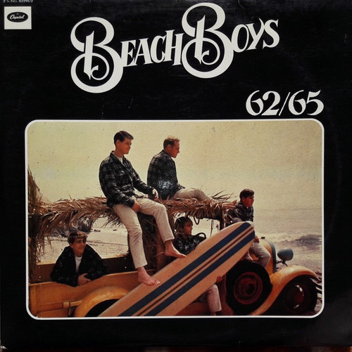 The Beach Boys - 62/65 (French Import 2 LP)