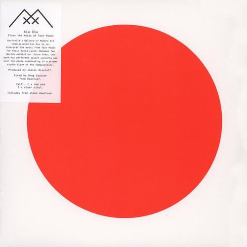 Xiu Xiu - Plays The Music Of Twin Peaks ( coloured vinyl - Sealed)