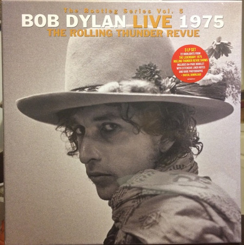 Bob Dylan - Rolling Thunder Revue ( 3LP Boxset Sealed)