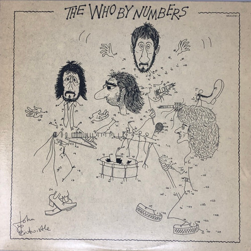 The Who - By Numbers (See Description)