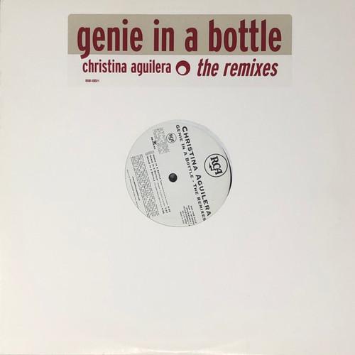 """Christina Aguilera - Genie in a Bottle (12"""" Remix Single)"""