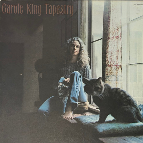 Carole King - Tapestry (Early Press with Original Inner Sleeve)