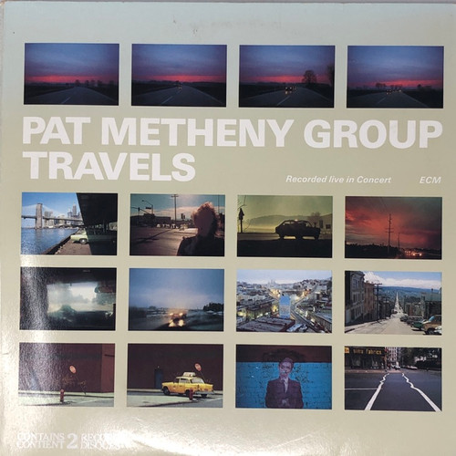 Pat Metheny Group - Travels: Recorded Live in Concert