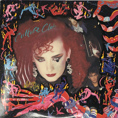 Culture Club - Waking Up With The House on Fire (Picture Disc)