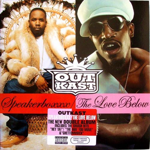 OutKast - Speakerboxxx / The Love Below (US 2003 Press)