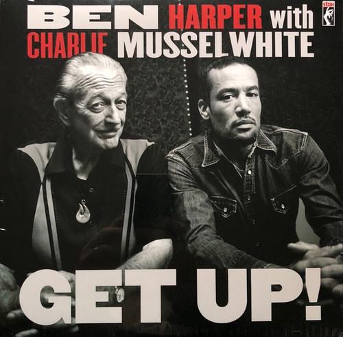 Ben Harper / Charlie Mussel White - Get Up!