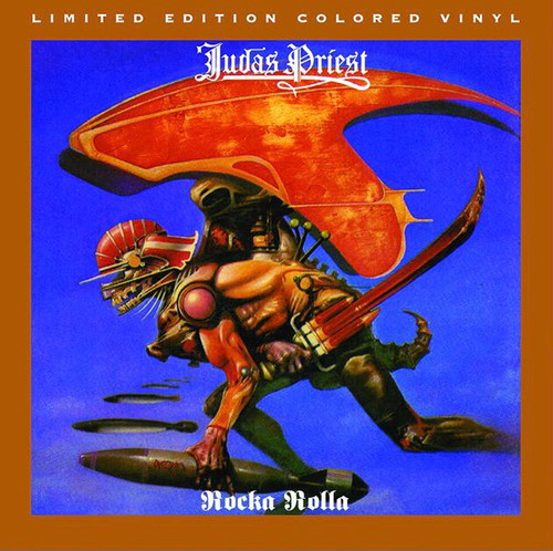 Judas Priest - Rocka Rolla (Limited Edition Colored Vinyl)
