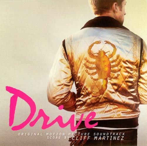 Cliff Martinez - Drive (Original Motion Picture Soundtrack - 2LP Gold Vinyl)
