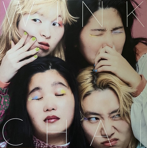Chai - Wink (Limited 1st Run on Colored Vinyl)