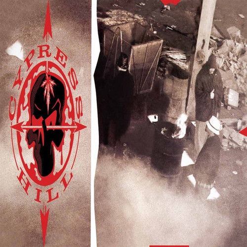 Cypress Hill - S/T (Limited Edition Clear Vinyl)