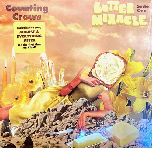 Counting Crows - Butter Miracle Suite One EP