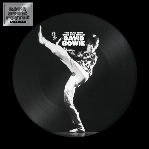 David Bowie - The Man Who Sold The World (2021 Picture Disc)