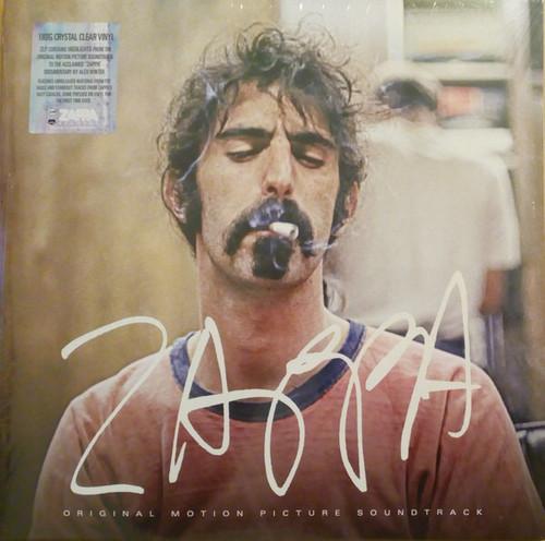 Frank Zappa - Zappa (Original Motion Picture Soundtrack - Limited Clear Vinyl)