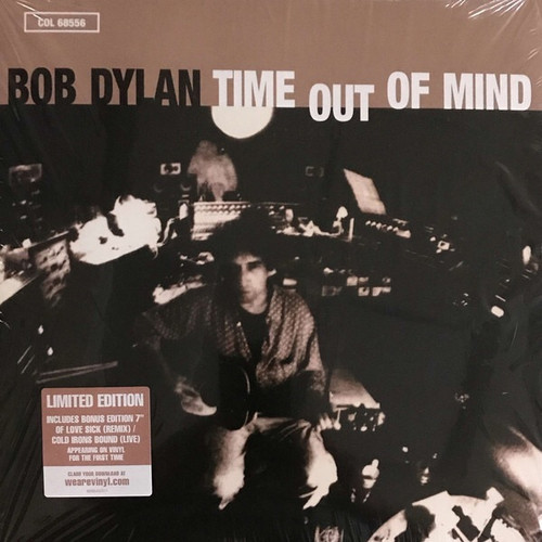 """Bob Dylan - Time Out Of Mind (Limited Edition with Bonus 7"""" Single)"""