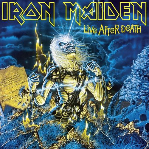 Iron Maiden - Live After Death (2014 Reissue)