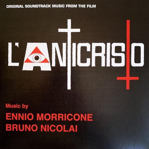 """Ennio Morricone - L'Anticristo ( Limited Edition 7"""")"""