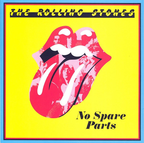 The Rolling Stones - No Spare Parts (numbered 6064