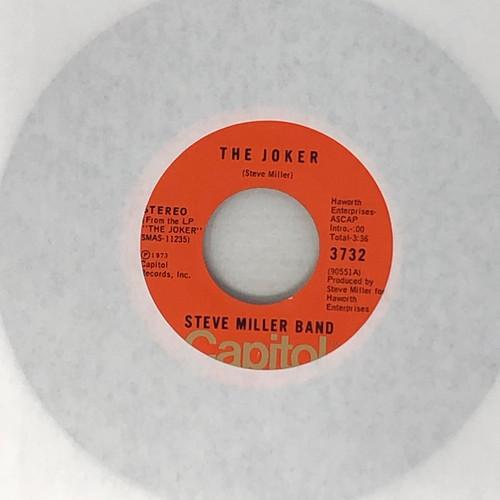 """Steve Miller Band - The Joker (7"""" Single)"""