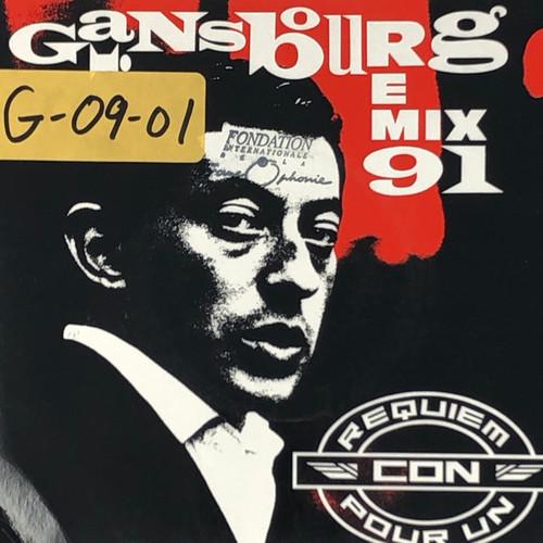 """Serge Gainsbourg - Requiem Pour Un Con (France 7"""" Remix 1991)"""