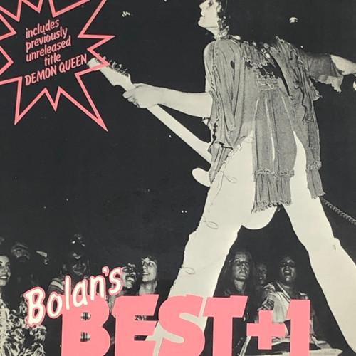 "Marc Bolan / T Rex - Bolan's Best + 1 (1977 UK 7"" EP)"