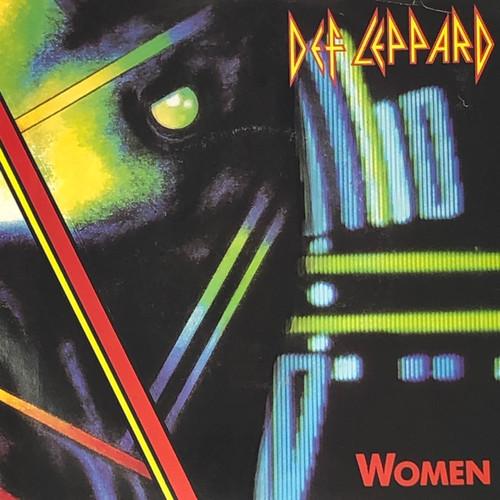 """Def Leppard - Women (7"""" Single)"""