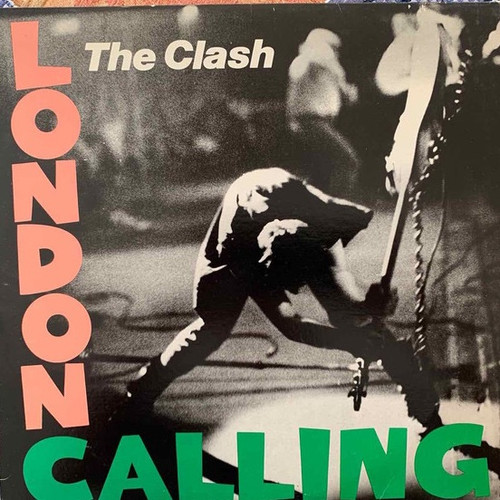 The Clash - London Calling (1980 USA 1st pressing)