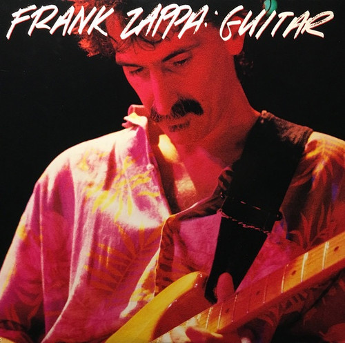 Frank Zappa - Guitar (Sealed)