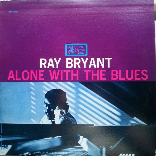 Ray Bryant - Alone With The Blues (1970 reissue)