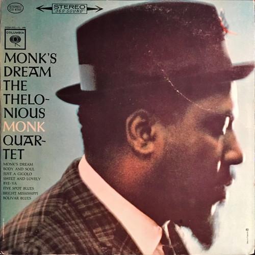 The Thelonious Monk Quartet - Monk's Dream ( 1963 2-Eye VG)