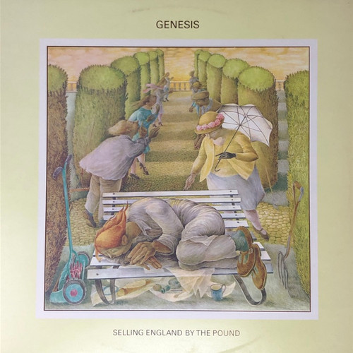 Genesis - Selling England By The Pound (UK Pressing NM)