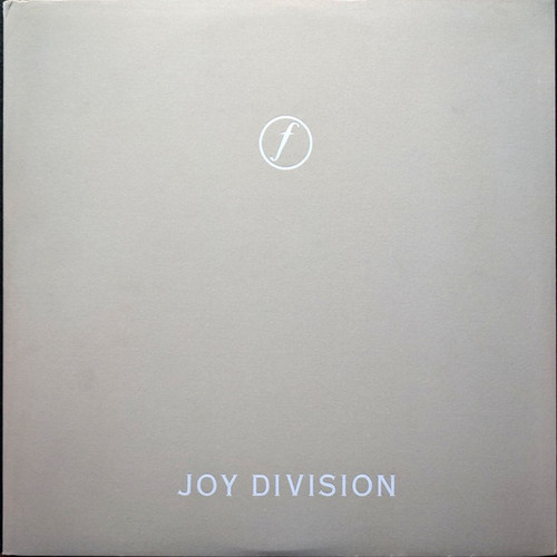 Joy Division - Still (1981 embossed cover NM)