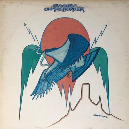 Eagles - On The Border (-VG)