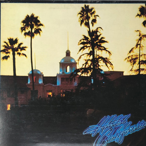 Eagles - Hotel California (Complete -VG)