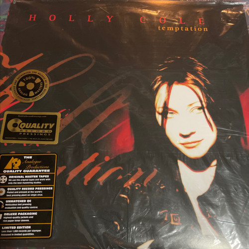 Holly Cole - Temptation (Analogue Productions 200g)