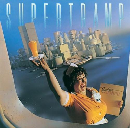 Supertramp - Breakfast In America (2018 Limited Edition Orange Vinyl SEALED)