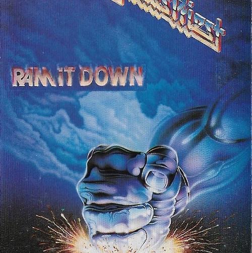 Judas Priest - Ram It Down (Sealed Cassette)