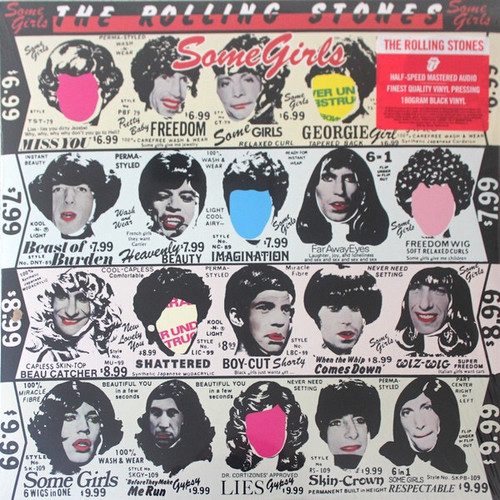 The Rolling Stones - Some Girls (Half Speed Master 180g)